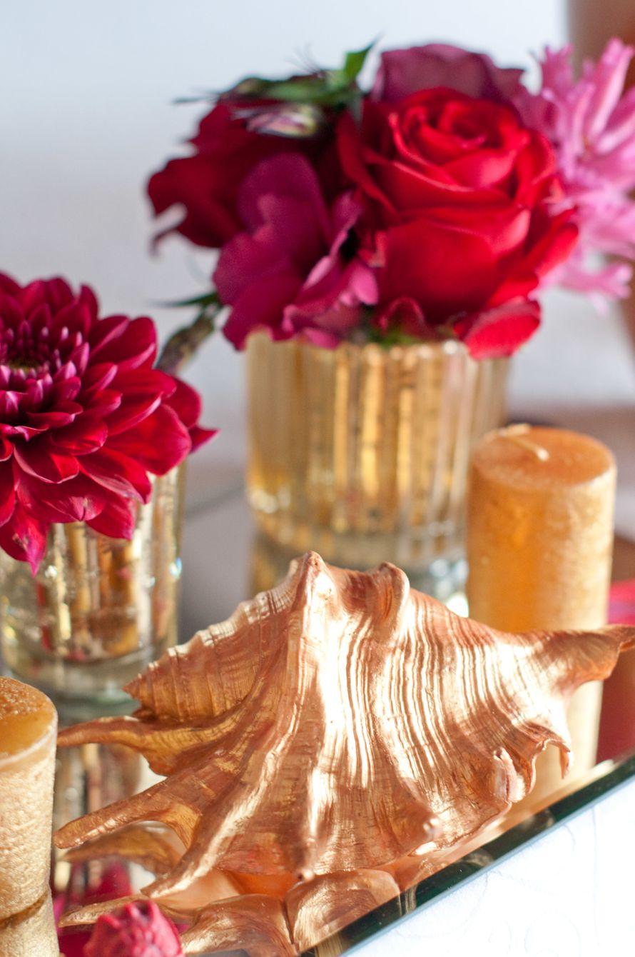 "морская свадьба кораллы ракушки - фото 15795554 Студия флористики и декора ""Глориоза"""
