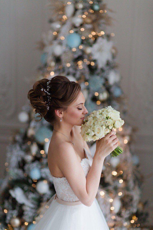 """Фото 16311562 в коллекции Букеты невесты - Студия флористики и декора """"Глориоза"""""""