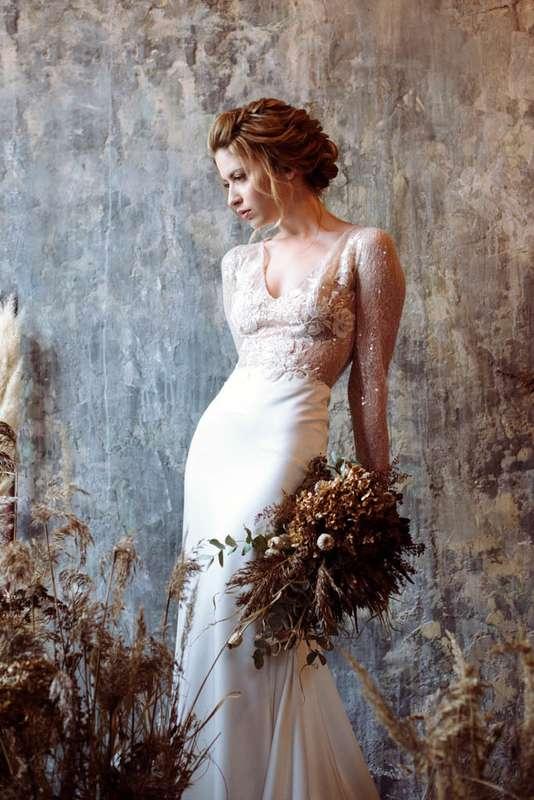"""букет невесты из сухоцветов - фото 17277314 Студия флористики и декора """"Глориоза"""""""