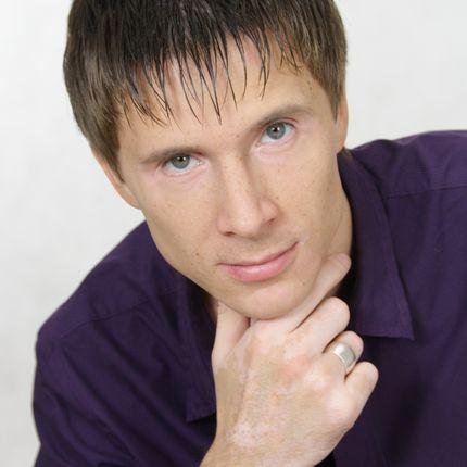 Ведущий Владимир Терещенко