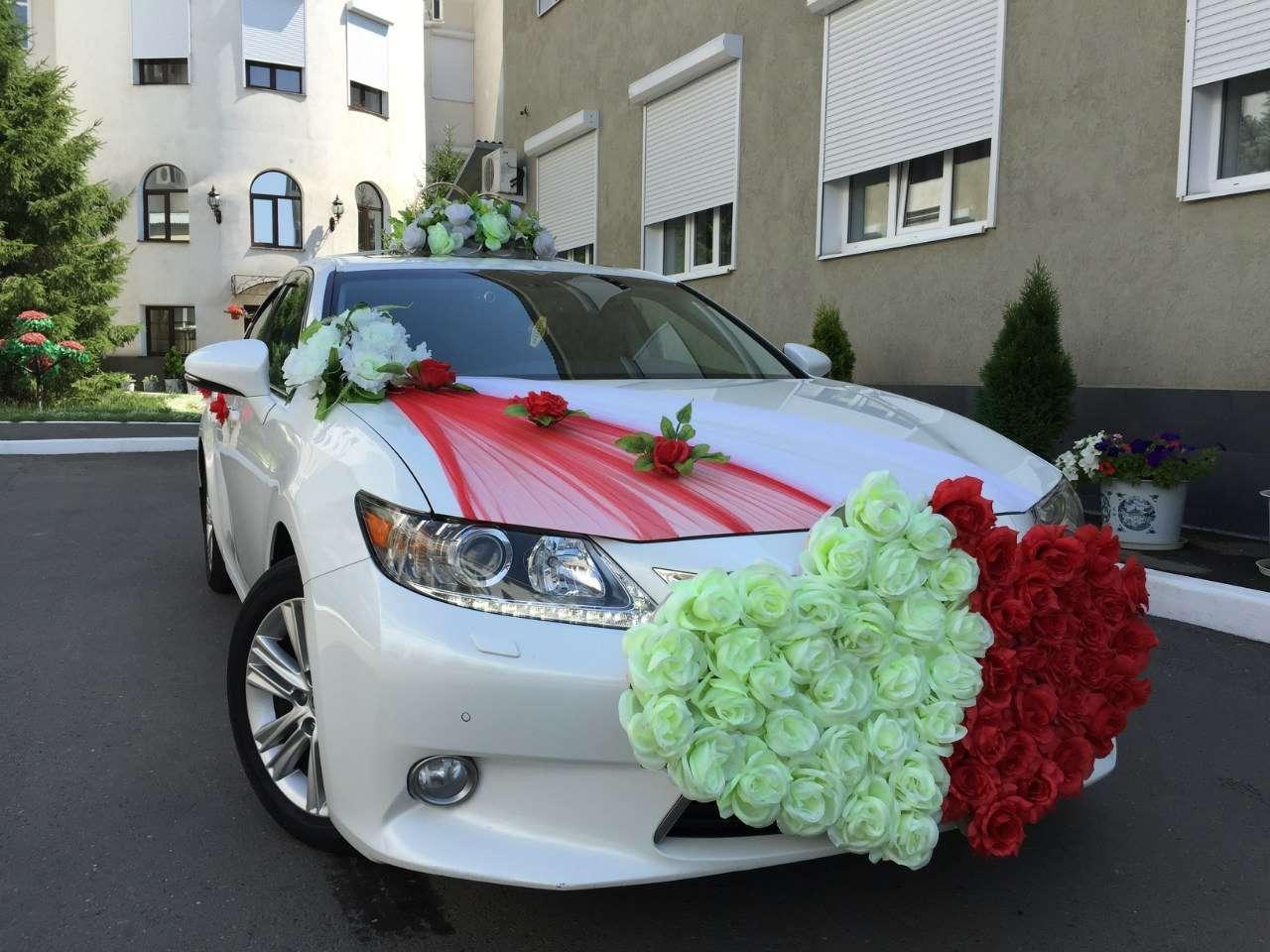 Аренда свадебного транспорту