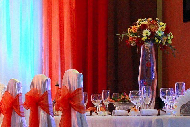 "Лёгкая ""хрустализация"" - фото 7727738 Аренда оборудования для свадьбы Гуд саунд"