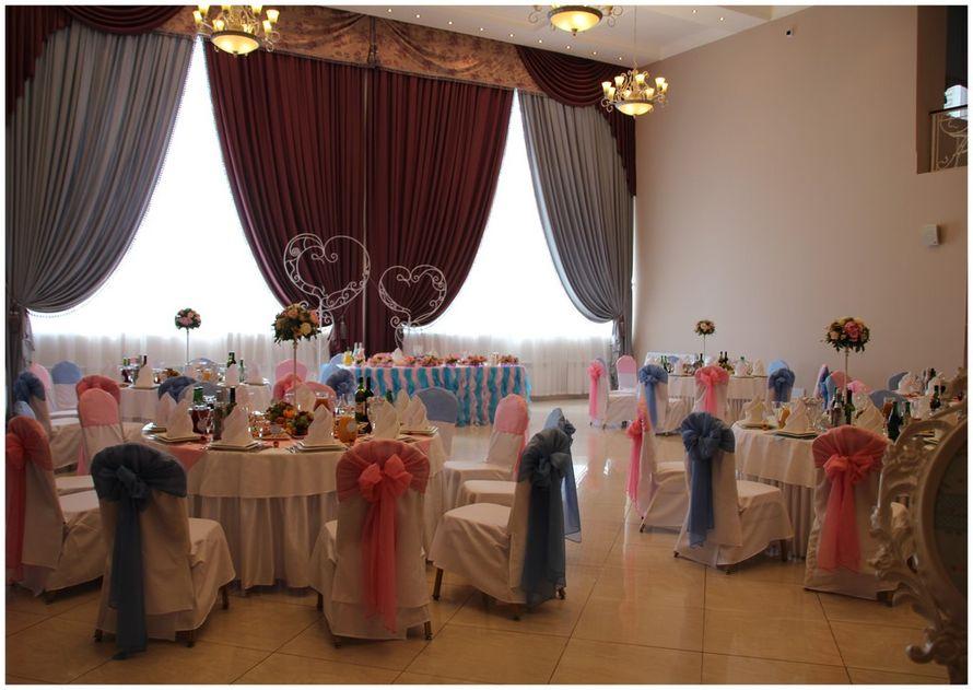 """Фото 1680439 в коллекции Свадьба шебби-шик в розово-голубой гамме - """"Несен Студио"""" - свадьба продуманная до мелочей"""