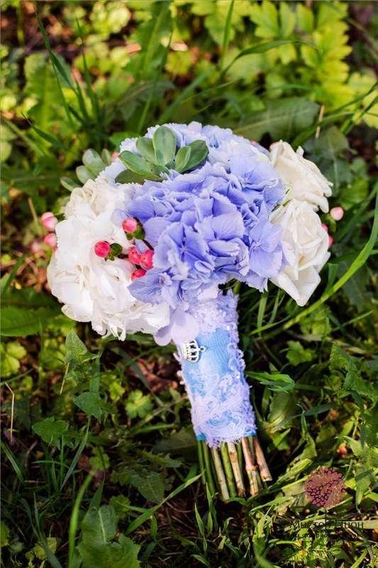 Фото 12273852 в коллекции Свадебный букет невесты - Мистер Пион by IRINA Burtceva Flowers&Decor