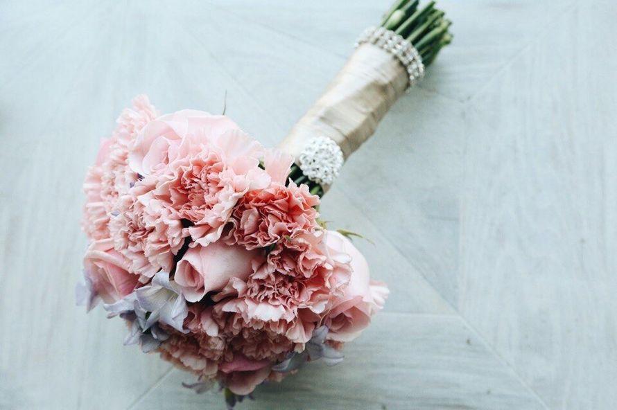 Фото 12273854 в коллекции Свадьба Алины и Сергея - Мистер Пион by IRINA Burtceva Flowers&Decor