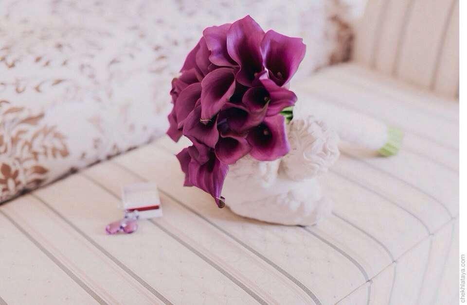 Фото 12273878 в коллекции Свадебный букет невесты - Мистер Пион by IRINA Burtceva Flowers&Decor