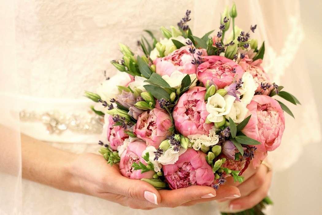 Фото 12273912 в коллекции Свадебный букет невесты - Мистер Пион by IRINA Burtceva Flowers&Decor