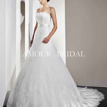 Свадебное платье, модель 1210