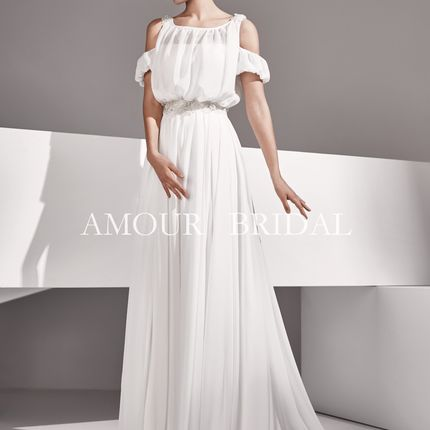 Свадебное платье - модель 1277
