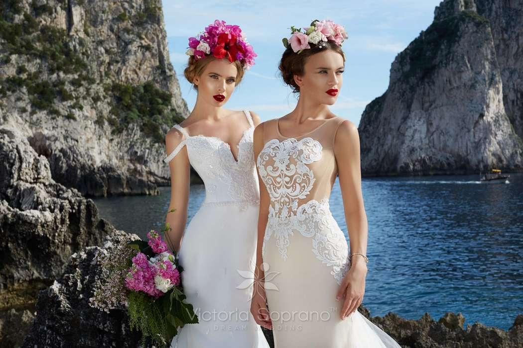 Luchia - фото 13809728 Bondi blue - салон свадебных платьев