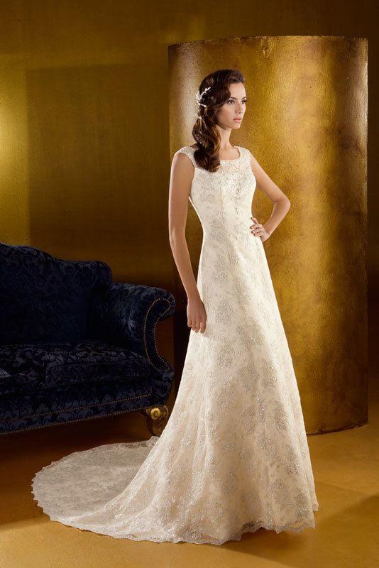 Lugonovias 1165 - фото 13865480 Bondi blue - салон свадебных платьев