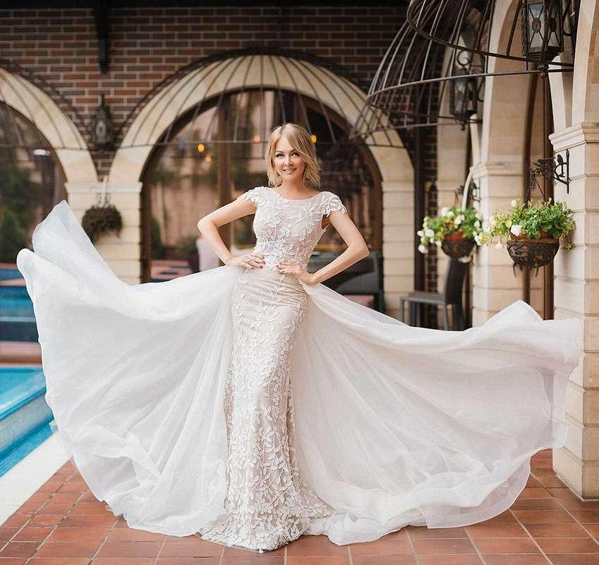Свадебные платья Florence 2018г. - фото 15817002 Bondi blue - салон свадебных платьев