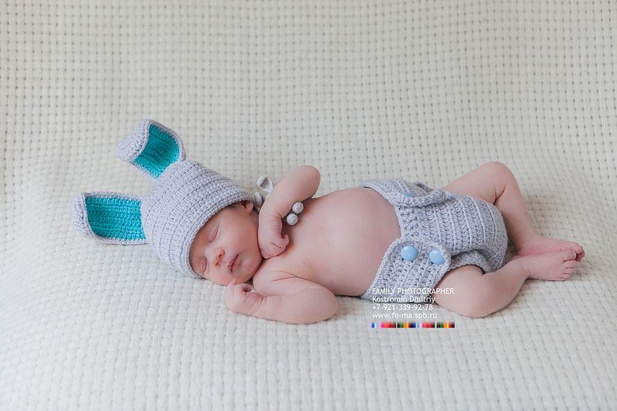 """Семейное фото - пакет """"Малыш"""", 3-4 часа"""