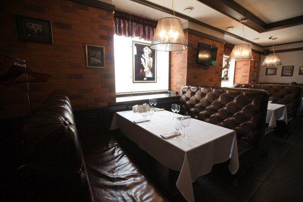 """Фото 1567753 в коллекции Интерьер ресторана - Ресторан """"Чикаго"""""""