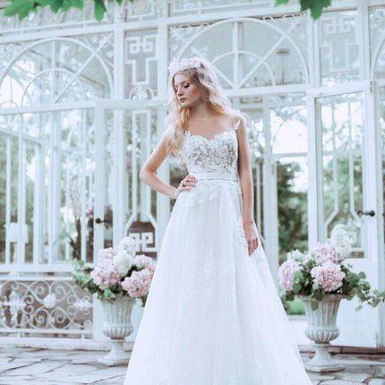 """Свадебное платье """"Лотос"""""""