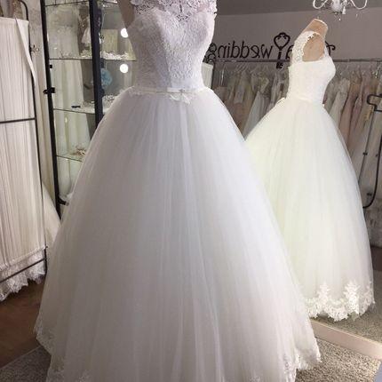 """Свадебное платье """"Августина"""""""