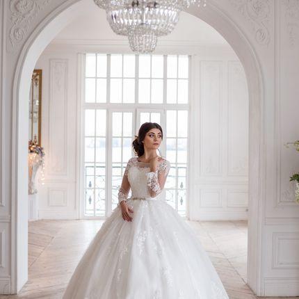 """Свадебное платье """"Рози"""""""