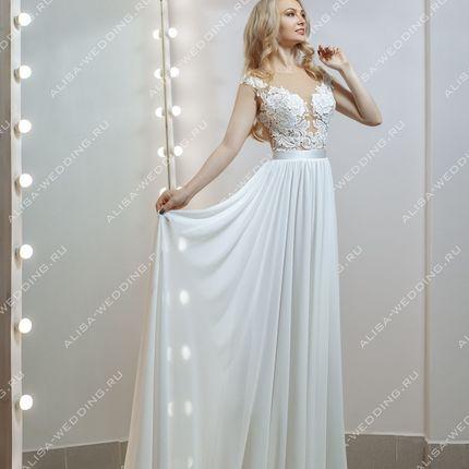 "Свадебное платье ""Афина"""