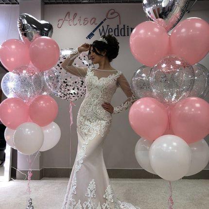 """Силуэтное свадебное платье """"Susanna"""""""