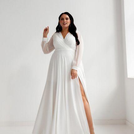 """Платье """"Калли Plussize"""""""