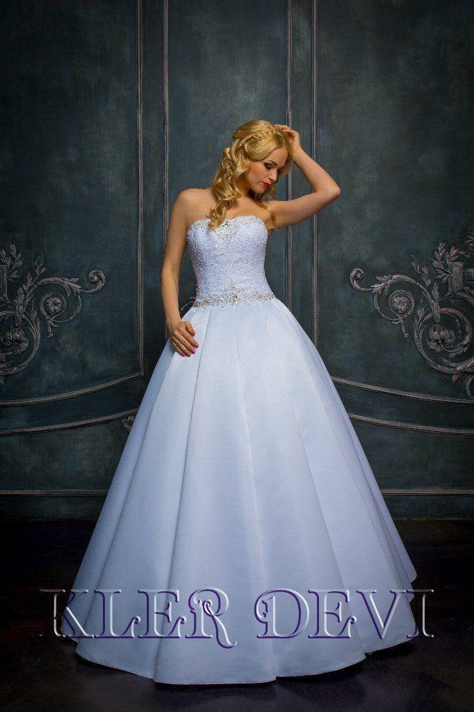 Свадебное платье Флер