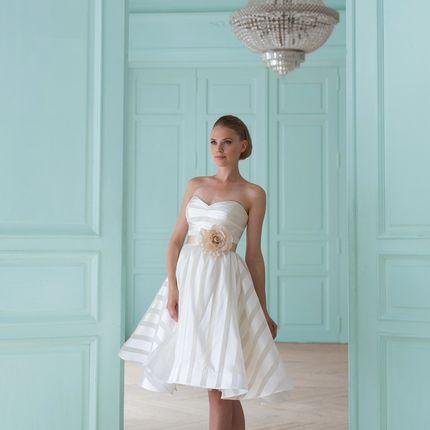 Свадебное платье Cizgilina short