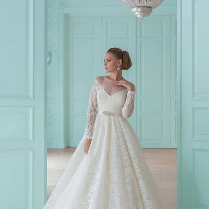 Свадебное платье Ilania
