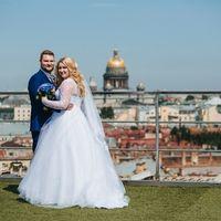 Невеста Полина в платье от One love♥One life КОПИРОВАНИЕ ФОТО ЗАПРЕЩЕНО!