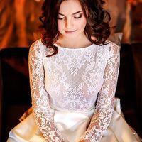 Невеста Ольга в платье от One love♥One life КОПИРОВАНИЕ ФОТО ЗАПРЕЩЕНО!