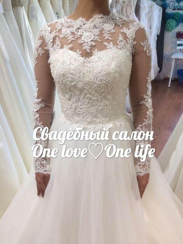 """Фото 12247018 в коллекции Примерки в нашем салоне - Свадебный салон """"One loveOne life"""""""