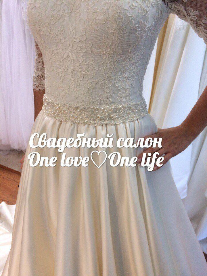 """Фото 12247020 в коллекции Примерки в нашем салоне - Свадебный салон """"One loveOne life"""""""