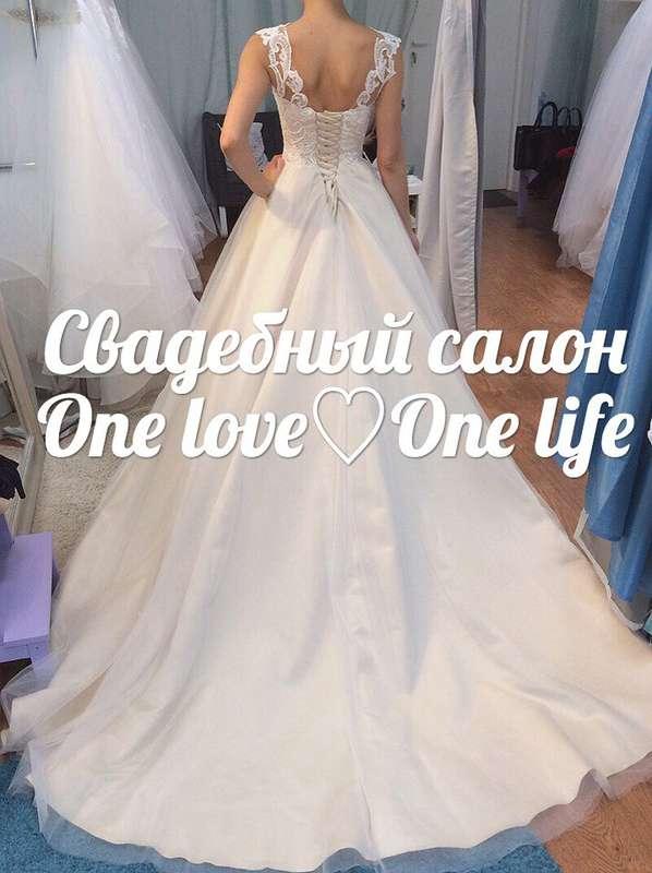 """Фото 12247022 в коллекции Примерки в нашем салоне - Свадебный салон """"One loveOne life"""""""
