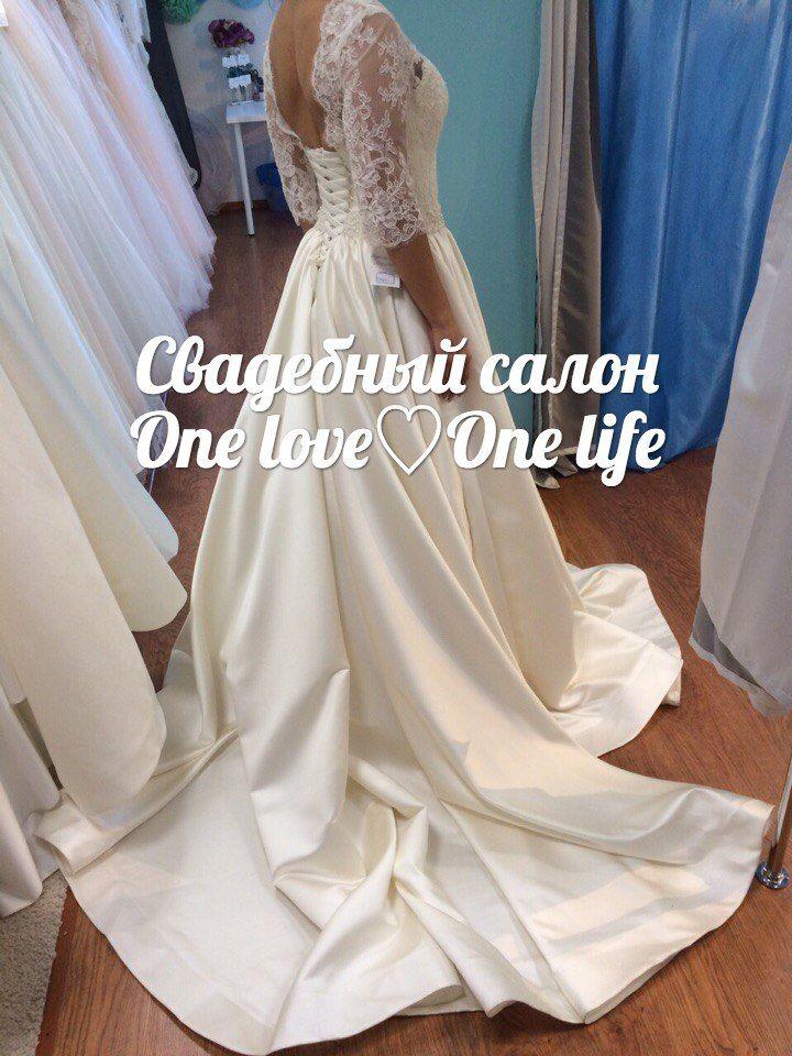 """Фото 12247028 в коллекции Примерки в нашем салоне - Свадебный салон """"One loveOne life"""""""