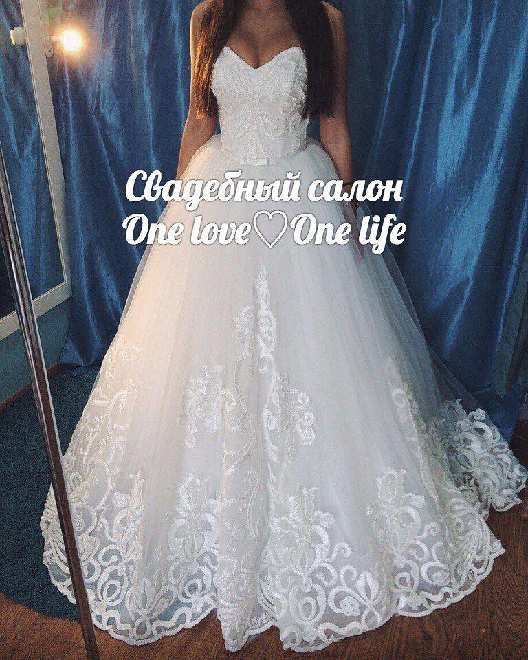 """Свадебное платье Butterfly Наличие уточняйте♡ - фото 12247048 Свадебный салон """"One loveOne life"""""""