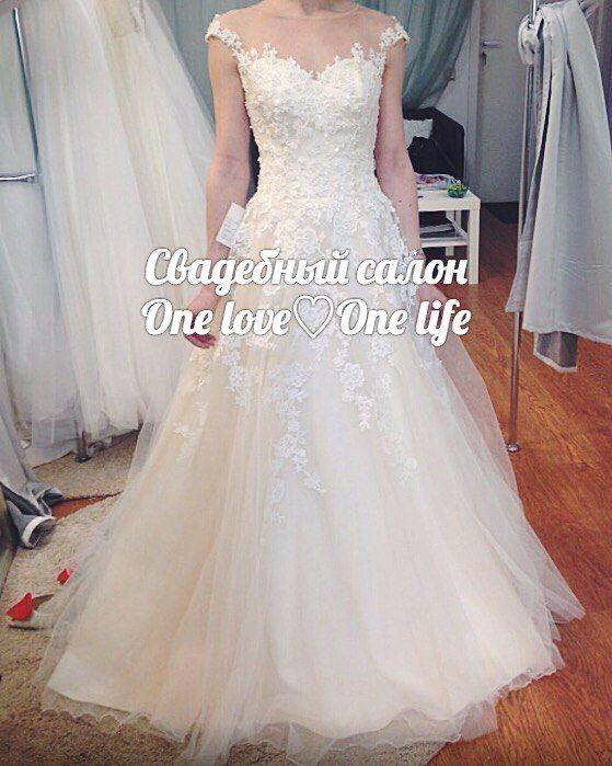 """Свадебное платье Fiona-2 Наличие уточняйте♡ - фото 12247052 Свадебный салон """"One loveOne life"""""""