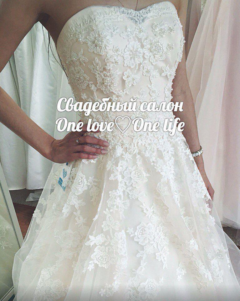 """Свадебное платье Fiona Наличие уточняйте♡ - фото 12247056 Свадебный салон """"One loveOne life"""""""