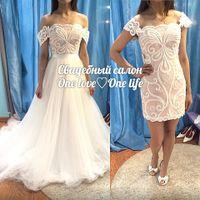 Свадебное платье Bella Наличие уточняйте♡