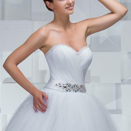Свадебное платье А444