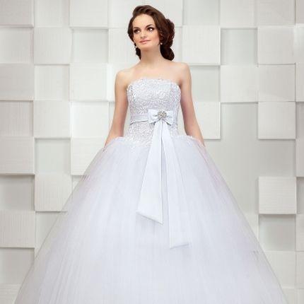 Свадебное платье А447