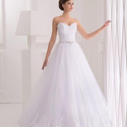 Свадебное платье - модель А455