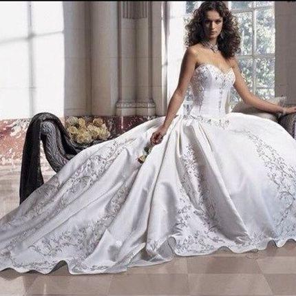 Свадебное платье А459
