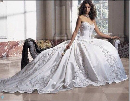 Свадебное платье, модель А459