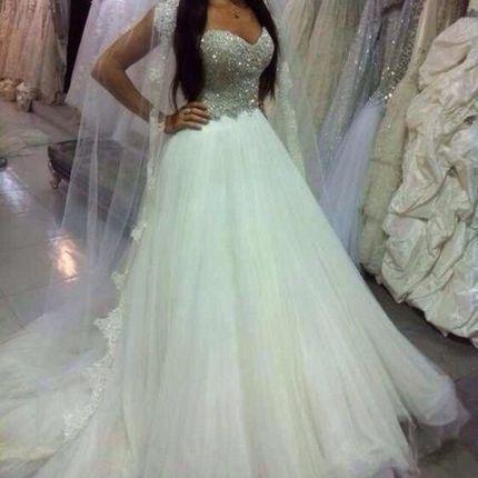 Свадебное платье А463