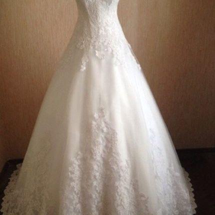 Свадебное платье А475