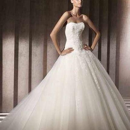 Свадебное платье А480