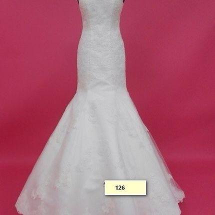 Свадебное платье А483