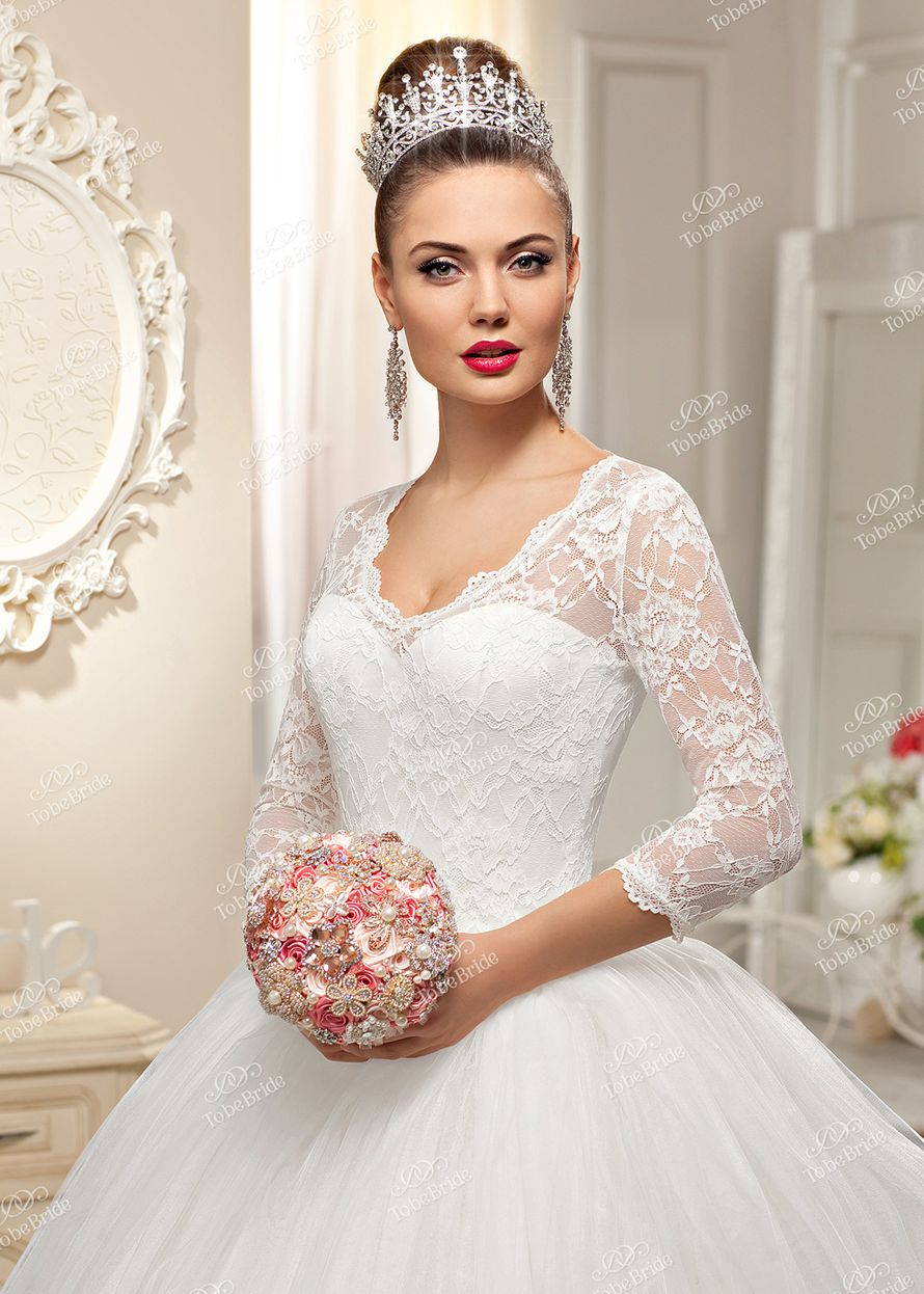 Свадебное платье To be bride А580