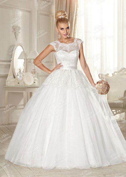 Свадебное платье To be bride А589