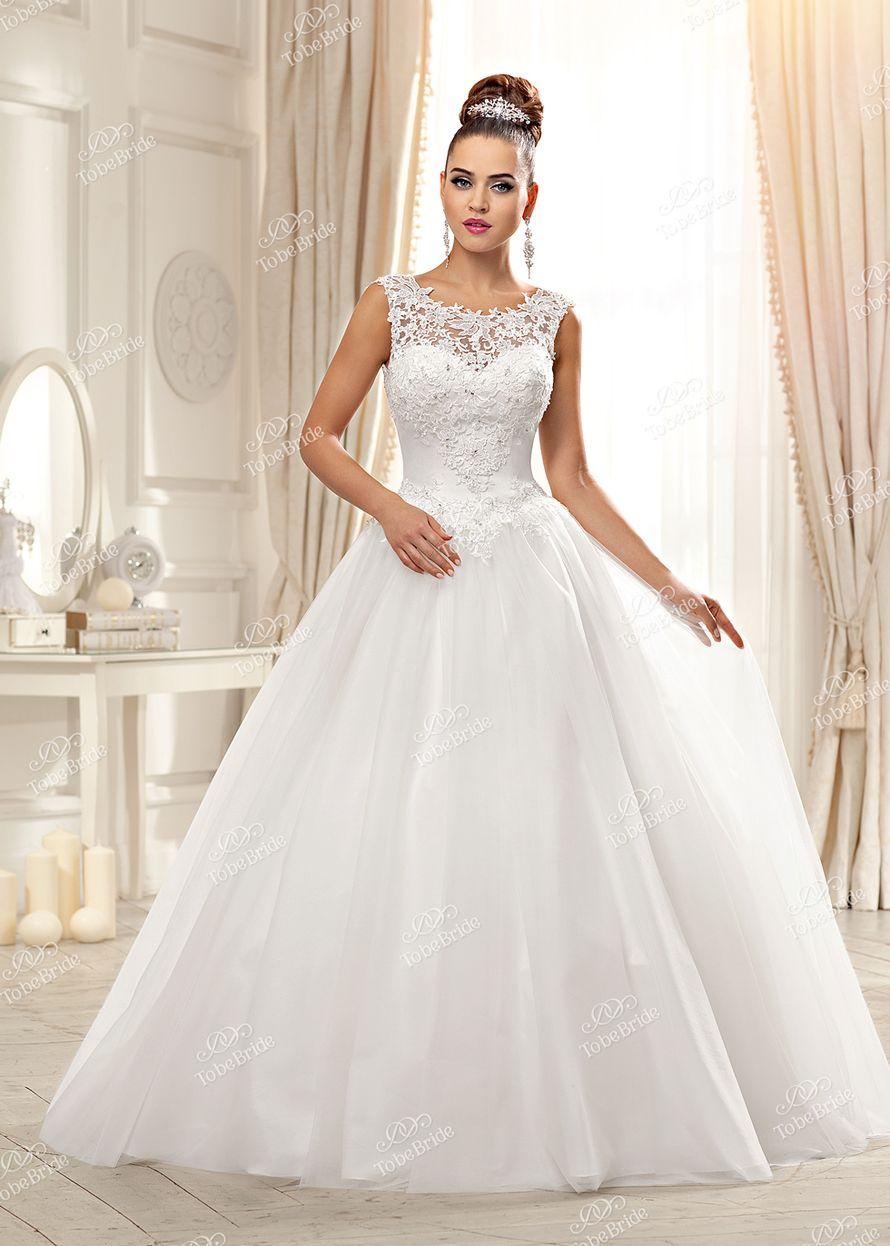 Свадебное платье To be bride А616