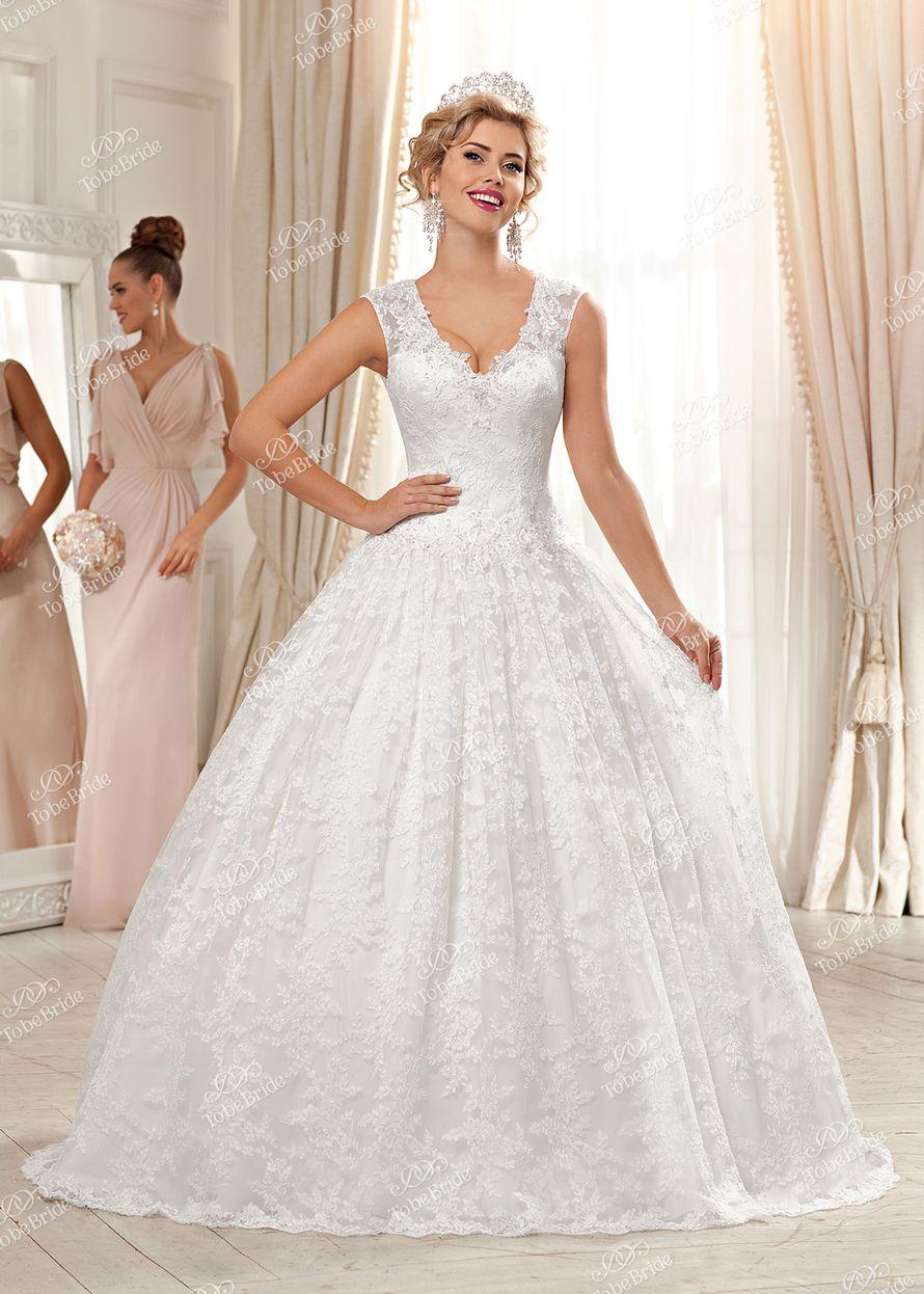 Свадебное платье To be bride А618